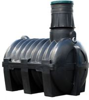 Пластиковый септик для канализации Харьков Купянск