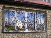 Решетки на окна с установкой Киев,  решетки на окна изготовление Киев