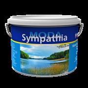 Eskaro Sympathia краска для потолка (матовая) 9, 5 л.