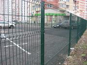 Сетка для забора Киев,  заборная сетка продажа Киев,  сетка сварная