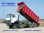 Доставка строительного песка от 40 тонн