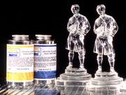 Прозрачный жидкий пластик холодного отверждения двухкомпонентный