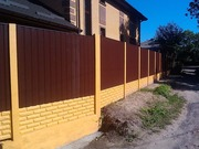 Заборы и ворота в Чернигове