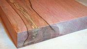 Куплю обрезки брусков,  досок из ценных и экзотических пород дерев.Комель садового дерева